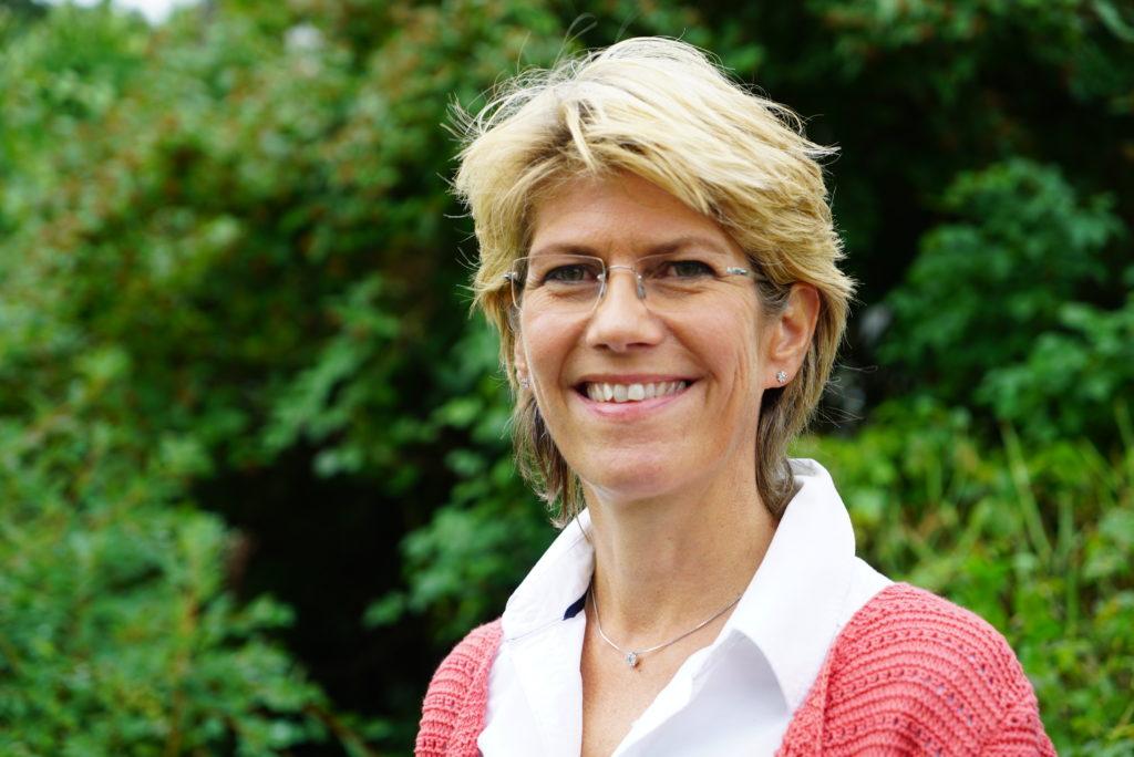 Portrett av NNDS sin nye daglige leder, Elisabeth De Lange