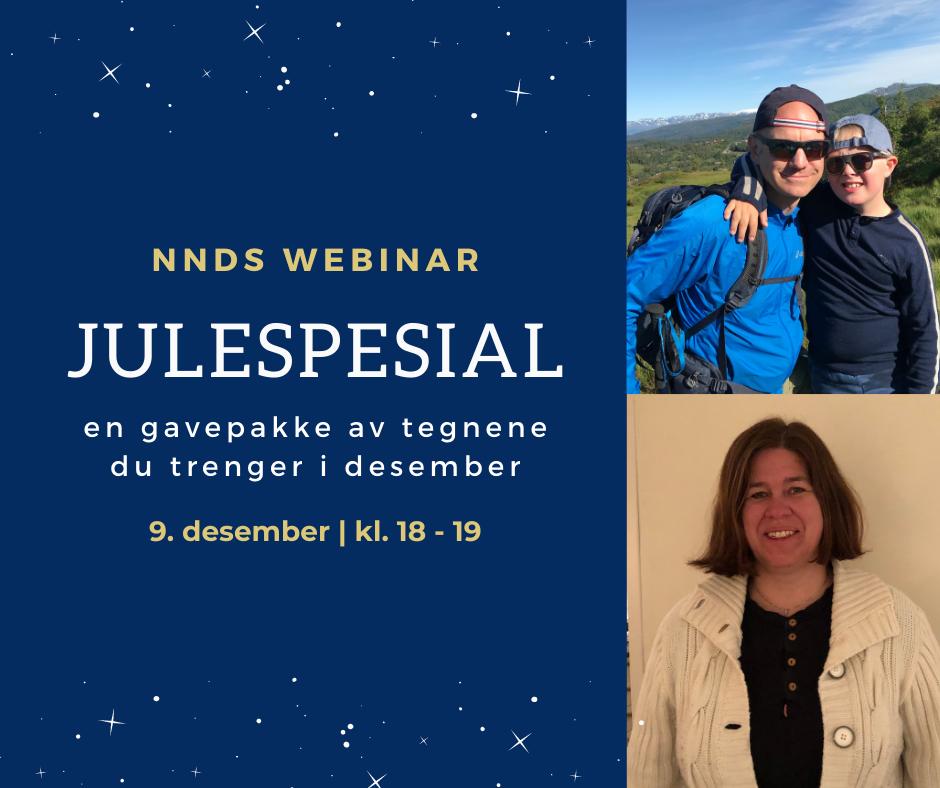 "NNDS webinar ""Julespesial"""